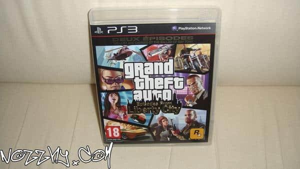 Grand Theft Auto Liberty City PS3