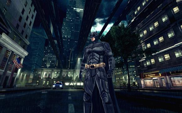 Soluce Batman The Dark Knight Rises sur iPhone et Android