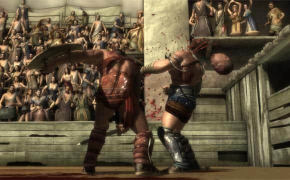 battre le boss Acolytus dans Spartacus Legends sur Xbox 360 et PS3
