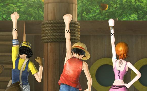 Dernière bande annonce pour One Piece : Pirate Warriors