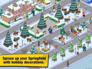 comment décorer les maisons dans springfield