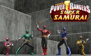 Kinect va vous permettre de devenir un power rangers nozzhy - Jeux de power rangers super samurai ...