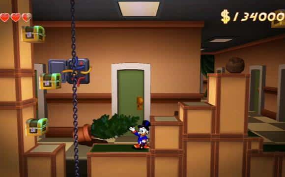 Ducktales en version remasterisée sur Xbox 360, Wii-U et PSN : la bande-annonce !