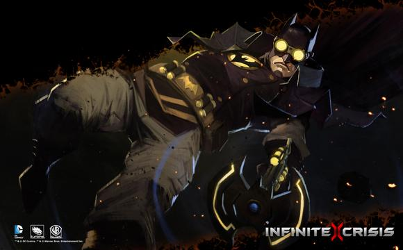 infinite crisis dc comics 6
