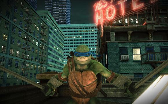 tortues ninja depuis les ombres 3