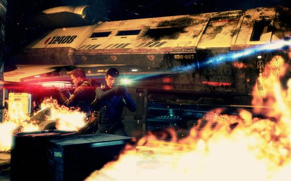 star trek ps3 xbox 360