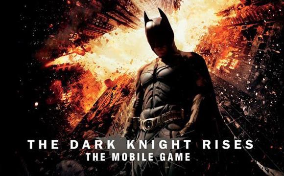 batman dark knight rises iphone android