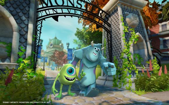 Test de Disney Infinity sur Wii U
