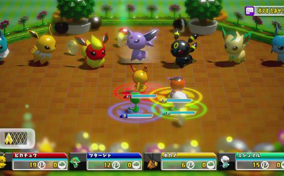 pokemon rumble wii u