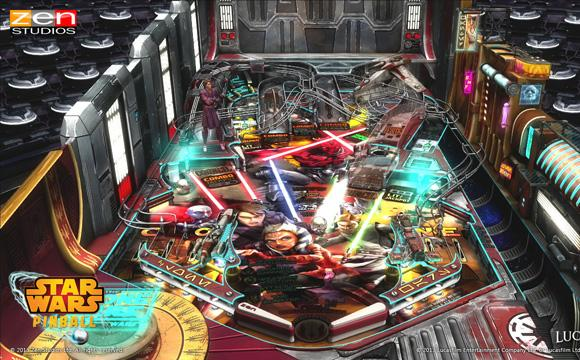 star wars pinball ps3 2