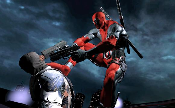 deadpool the game xbox 360 ps3