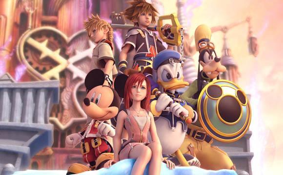 Un Kingdom Hearts III en développement pour la PS4 et la Xbox One !