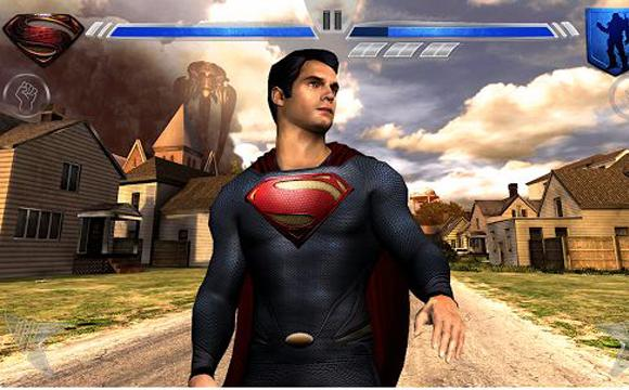 man of steel android iphone