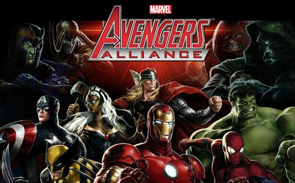 marvel avengers alliance iphone android