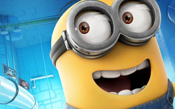 moi moche et mechant minion rush iphone android