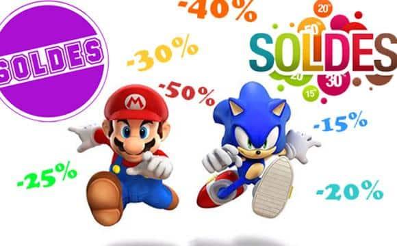 soldes jeux video bons plans jeux video a licence