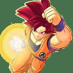 San Goku Dieu Saiyan