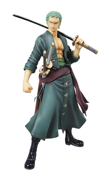 figurine one piece pirate warriors 2