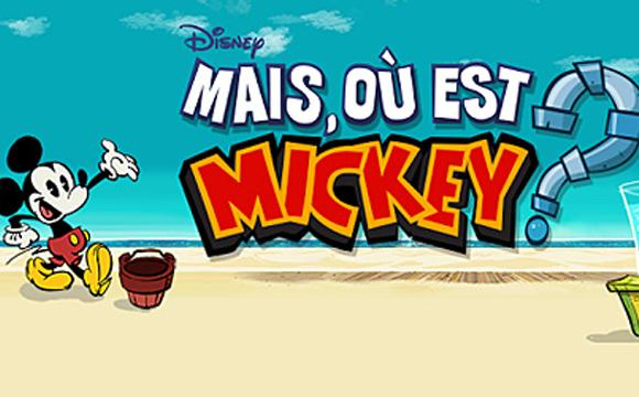 mais ou est mickey android iphone