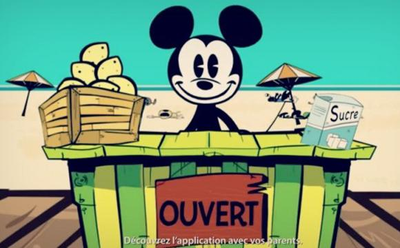 mais ou est mickey iphone android