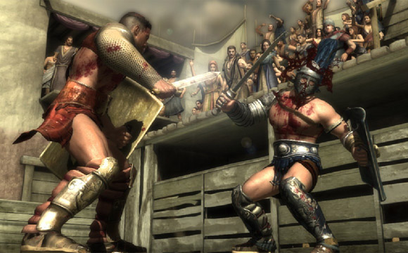 spartacus legends ps3 et xbox 360