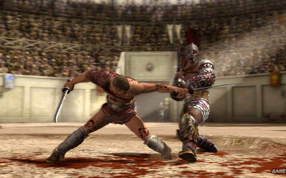spartacus legends xbox 360 ps3