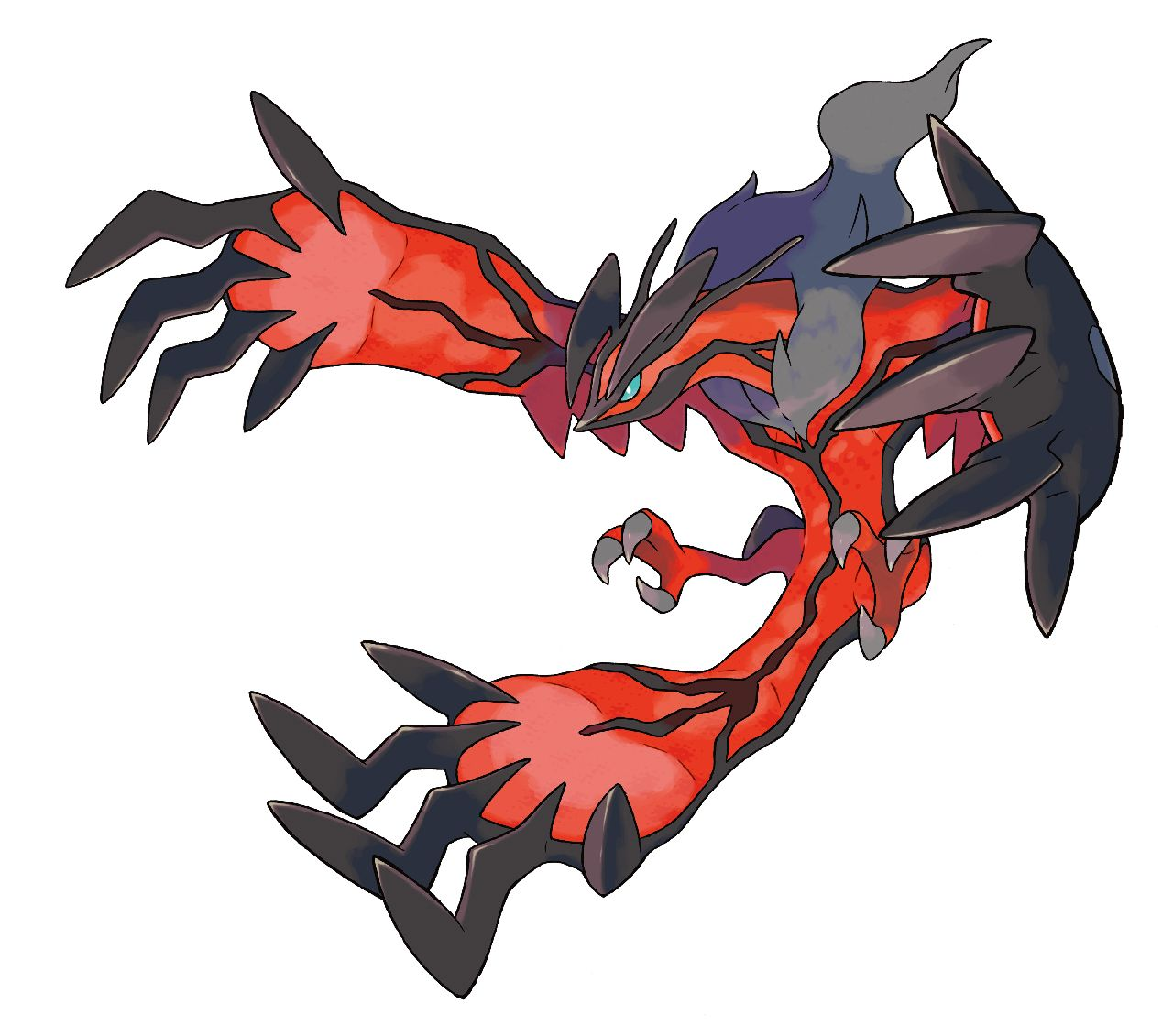 Yveltal capture pokémon legendaire