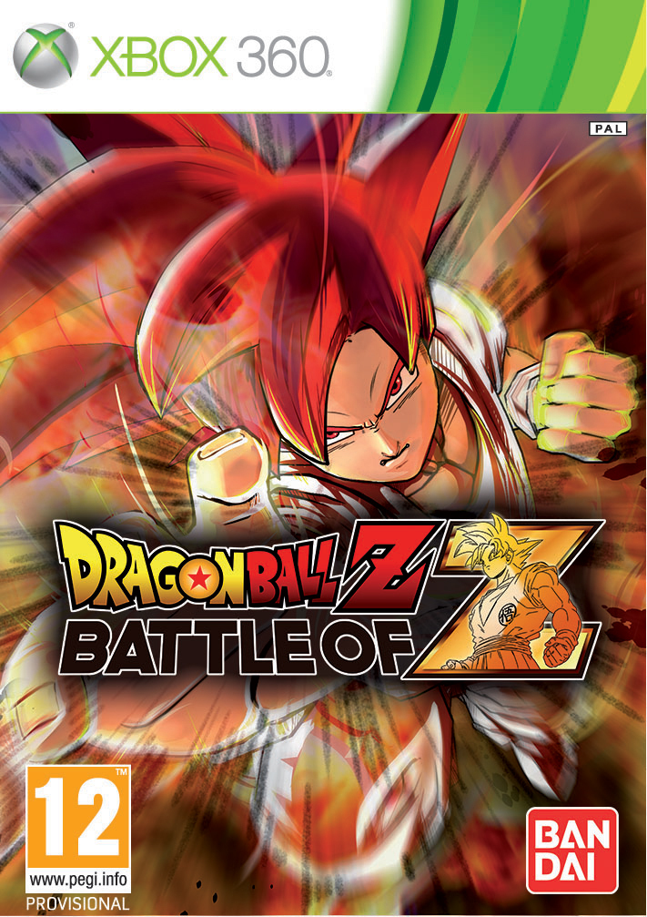 Dbz : battle of Z sortie Europe Ps3, xbox 360 et Ps vita
