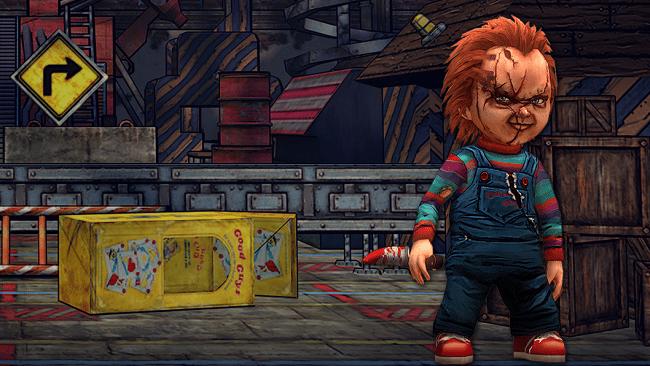ChuckySlashDash