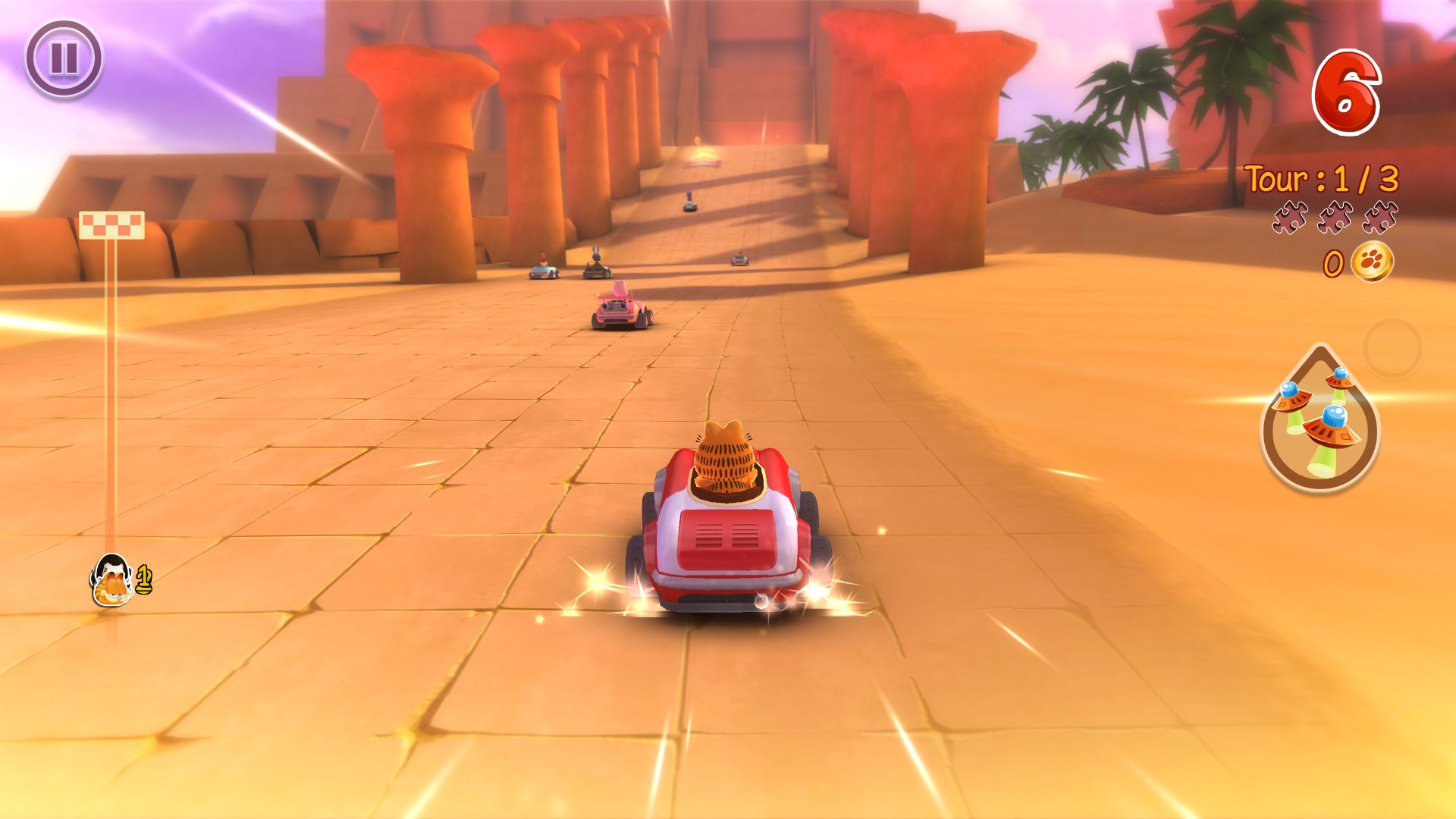 garfield-kart-ipad