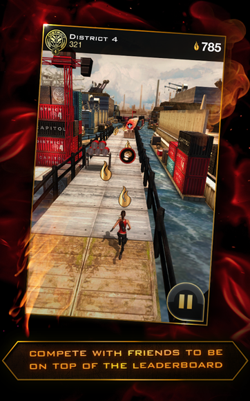 hunger games jeu android