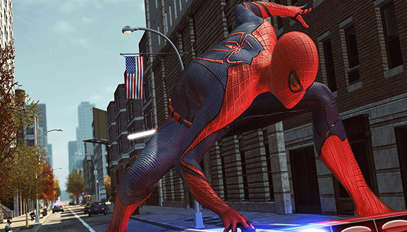 the amazing spiderman 2 sur xbox one 360 ps3 ps4 3ds nozzhy. Black Bedroom Furniture Sets. Home Design Ideas