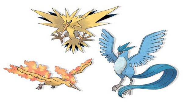 capturer oiseau legendaire pokemon x y