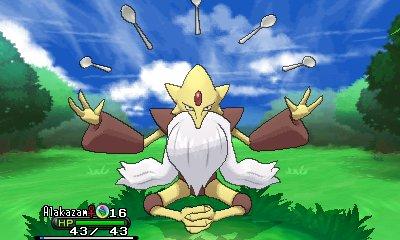 mega alakazam pokemon x y
