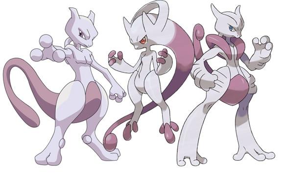 mega gemme mewtwo pokemon x y