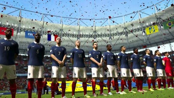coupe du monde brésiel fifa 2014 xbox 360 Ps3