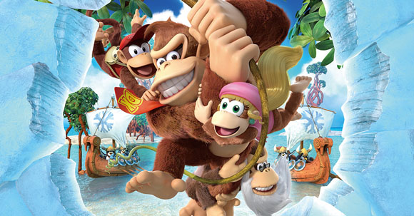 resultat concours donkey kong country tropical freeze wii u