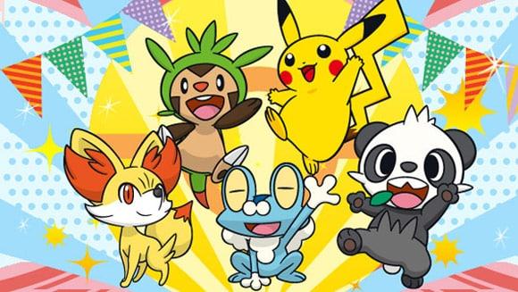 resultat concours pokemon x pokemon y