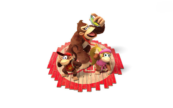 wallpaper donkey kong Mini