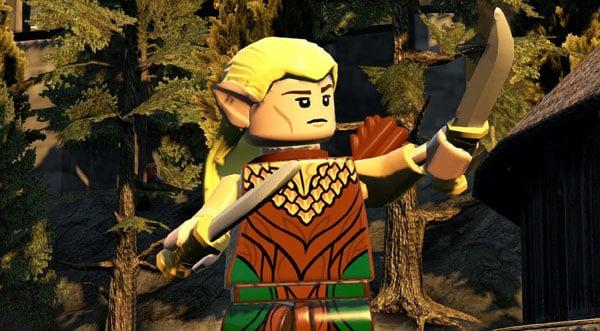 astuce lego le hobbit