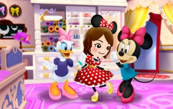 Soluce Disney Magical World sur 3Ds Partie 1