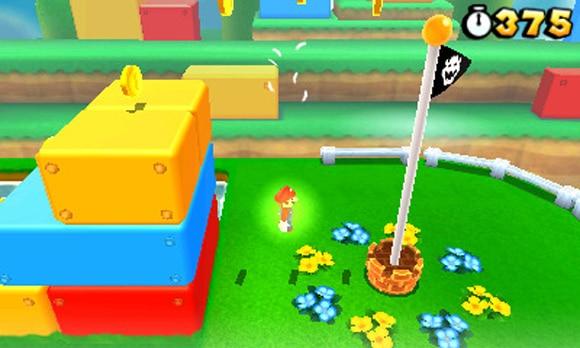 pièces étoiles Mario Golf World Tour 3DS