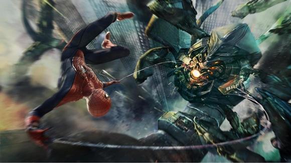 récupérer vie the amazing spider man 2 pc ps4