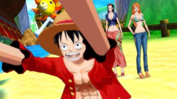 Comment construire la ville dans One Piece Unlimited World Red sur PS3?