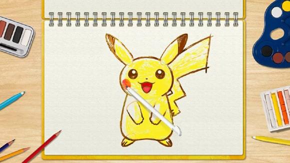 Concours Pokémon Art Academy sur 3DS