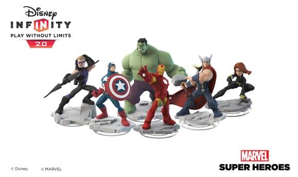 Disney Infinity 2.0 : découvrez l'univers des super-héros !