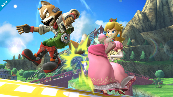 Super Smash Bros : la version Wii U